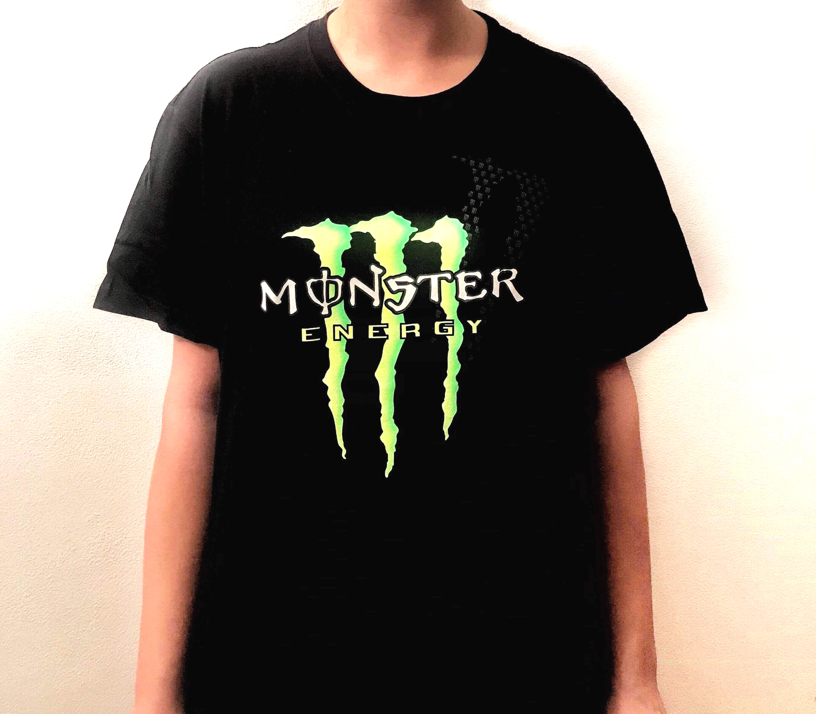 Triko Monster Energy