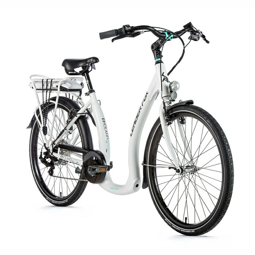 Elektrokolo City Bike 250 Wattů 36 Voltů Li-ion 28""