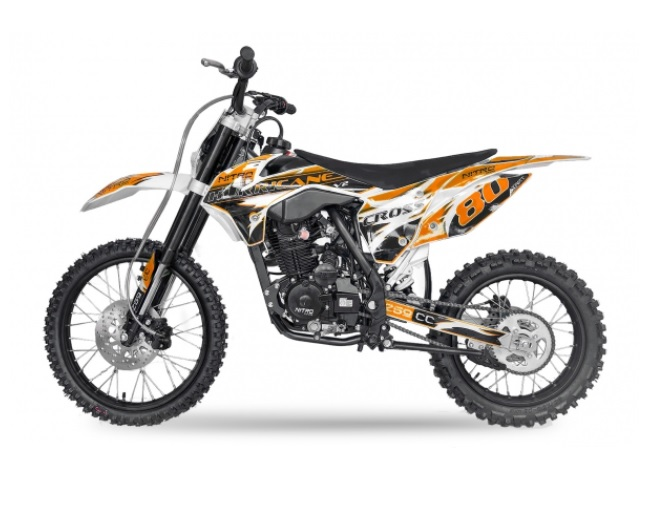Pitbike 19/16  150ccm orange