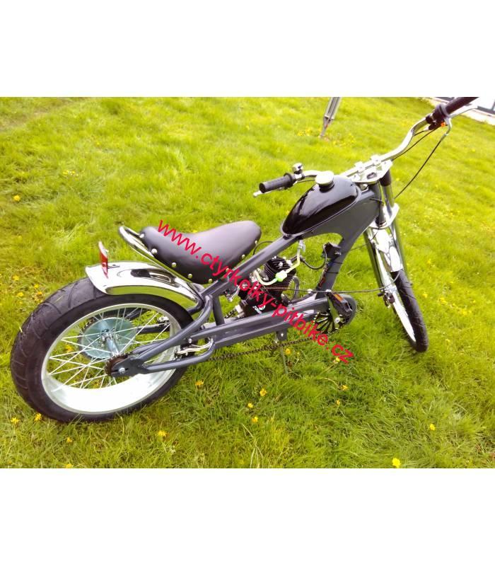 0e218685005 Moto kolo - motorové kolo Chopper 80cc black